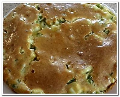 рецепт пирога с яйцом и зеленым луком