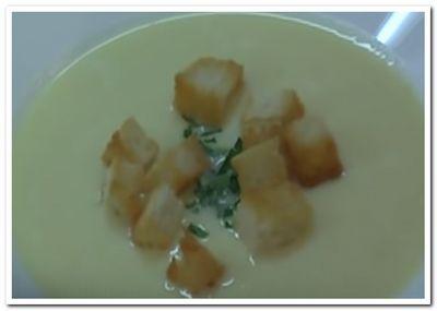 как приготовить рецепт картофельного супа пюре