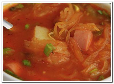 Как приготовить рецепт супа капустняка