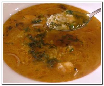 как приготовить рецепт супа харчо