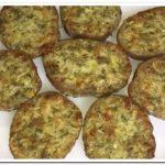 Рецепт вкусной картошки с сыром и чесноком