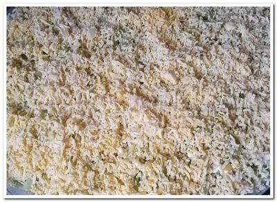 рецепт салата с печенью трески классический