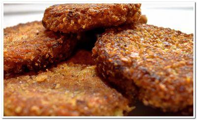 рецепт котлет из гречки с картофелем