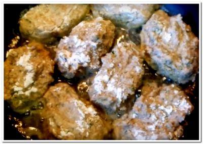 котлеты из гречки рецепт приготовления с грибами