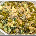 Как приготовить «королевский салат» с куриной печенью