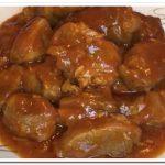 Готовим вкусную свинину в томатном соусе
