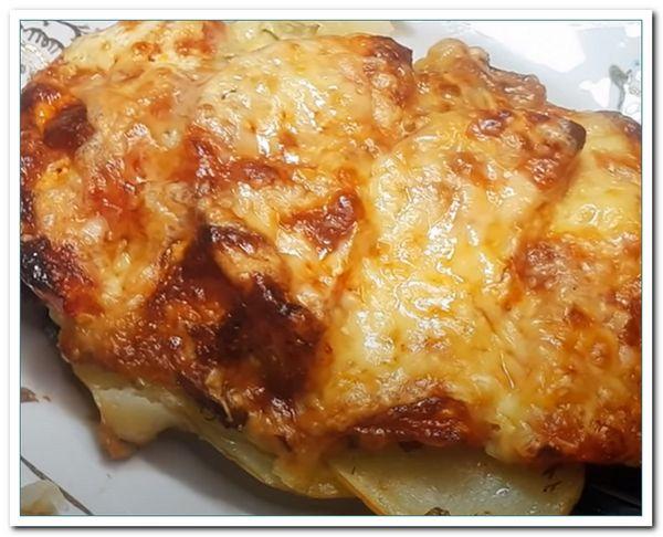 картофель по французски рецепт в духовке