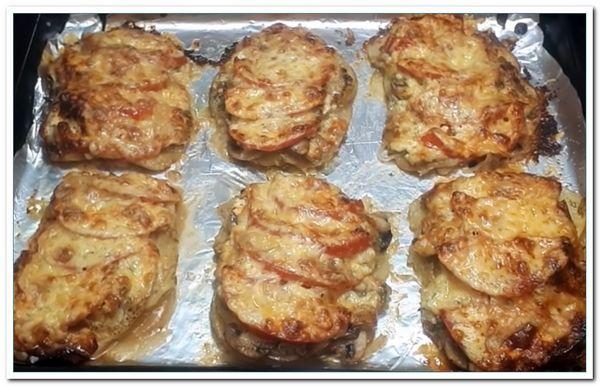 французский картофель в духовке рецепт